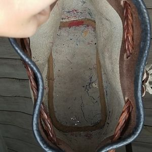 Dooney & Bourke Bags - Vintage Dooney & Bourke Leather Bucket Bag Purse